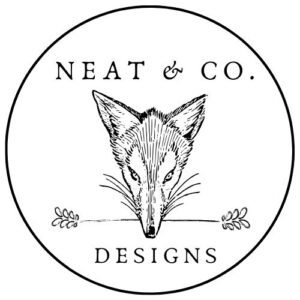 Neat and Co. Designs Logo