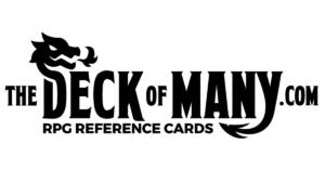 Vorpal Tales becomes a @TheDeckofMany Affiliate!